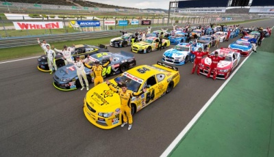 Winmax official supplier of the Nascar Whelen Euro Series