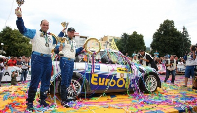 First European victory for Winmax Brake Pads
