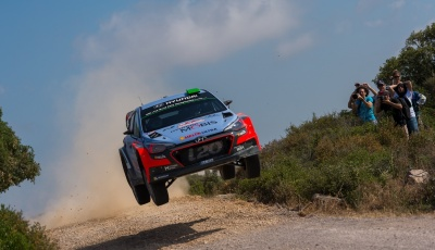 Winmax is collecting WRC podium spots
