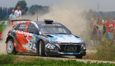 Winmax brake pads official supplier for the Hyundai i20 R5